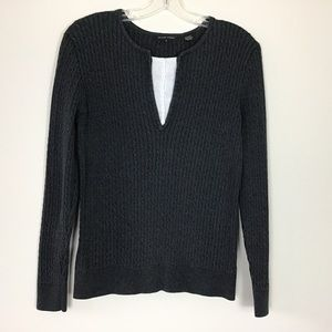 Jean Pierre Cable Knit Sweater